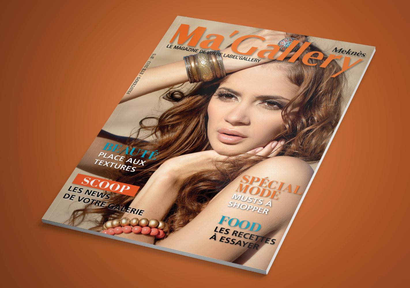 #Magazine : Conception et exécution #Magazine : Design and execution